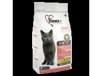 1St Choice Indoor Vitality, корм д/кошек (курица/рис)