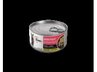 1stChoice, Vitality, влажный корм для кошек (курица/яблоки) 85г.