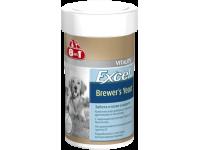 8 in 1, Excel, Brewers Yeast, пивные дрожжи д/собак и кошек (260 таб.)