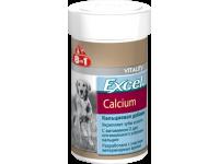 8 in 1, Excel, Calcium, кальций д/собак (470 таб.)