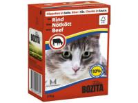 Bozita, влажный корм д/кошек Говядина в соусе