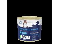 Bozita, влажный корм д/собак (паштет с оленем)