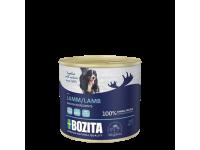 Bozita, влажный корм д/собак (паштет с ягненком)