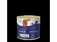 Bozita, влажный корм д/собак (паштет с индейкой)