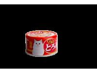 CIAO, влажный корм д/кошек (карпаччо из вырезки тунца)