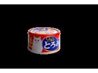 CIAO, влажный корм д/кошек (гребешок и парное филе курицы)