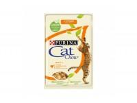 Cat Chow, Adult, влажный корм д/кошек (курица в желе)