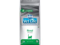 Farmina, Vet Life, Renal, корм д/кошек (заболевания почек)