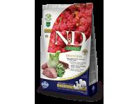 Farmina, N&D, Quinoa, Adult, корм д/собак (ягненок/киноа)