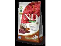 Farmina, N&D, Quinoa, Adult, корм д/собак (оленина/киноа)