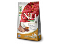 Farmina, N&D, Quinoa, Adult, корм д/собак (перепел/киноа)
