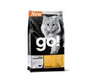 GO!, Sensitivity+Shine, корм д/кошек и котят (утка)