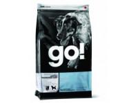 GO!, Sensitivity+Shine, корм д/собак и щенков (минтай)
