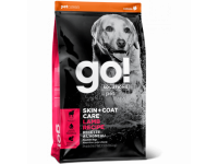 GO!, Skin+Coat, корм д/собак и щенков (ягненок)