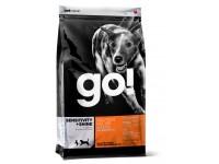 GO!, Sensitivity+Shine, корм д/собак и щенков (лосось/овсянка)