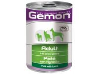 Gemon, Adult, влажный корм д/собак паштет (ягненок)