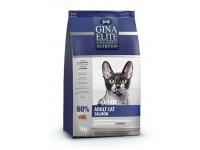 Gina, Elite, корм д/кошек беззерновой (лосось)