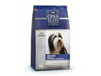 Gina, Elite, корм д/собак всех пород проф. гельминтов (ягненок)