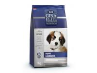 Gina, Elite, корм д/щенков всех пород (ягненок/рис)