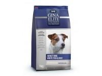 Gina, Elite, корм д/собак всех пород (белая рыба/рис)