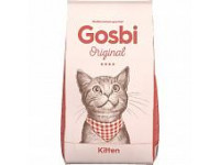 Gosby, Original, Kitten, корм д/котят (курица/рис)