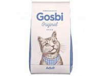 Gosby, Original, Adult, корм д/кошек (курица/рис)