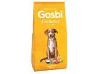 Gosbi, Junior, корм д/щенков (ягненок/рыба)