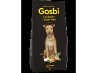 Gosbi, Grain Free Medium, корм д/собак средних пород (утка)