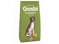 Gosbi, MEDIUM, корм д/собак средних пород (ягненок)