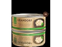 Grandorf, куриная грудка в с/соку влажный корм д/кошек