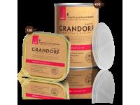 Grandorf, телятина, влажный корм д/собак