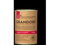 Grandorf, говядина с индейкой влажный корм д/собак