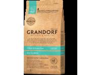 Grandorf, Adult 4 Meat, сухой корм д/собак (4 вида мяса/рис)