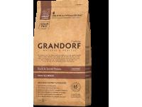 Grandorf, Adult Duck, сухой корм д/собак (утка/батат)