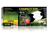 Hagen, Exo-Terra, Compact Top Mini, светильник д/террариума