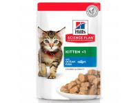 Hill's, SP, Kitten, влажный корм д/котят (рыба)