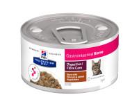 Hill's, PD, Gastro Biome, влажный корм д/кошек для ЖКТ (курица)