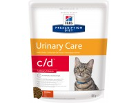 Hill's, PD, C/D Urinary Stress, корм д/кошек лечение МКБ и стресс