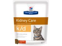 Hill's, PD, K/D, корм д/кошек при заболеваниях почек