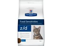 Hill's, PD, Z/D Low All, корм д/кошек при аллергии