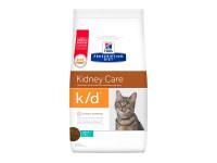 Hill's, PD, k/d, корм д/кошек при лечении почек (тунец)