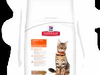 Hill's, SP, Optimal Care, корм д/кошек (ягненок)