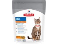 Hill's, SP, Oral, корм д/кошек профилактика зубного налета и камня