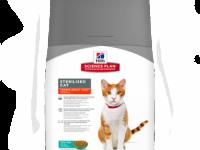Hill's, SP, Sterilised, корм д/стер. кошек и кастр. котов (тунец)