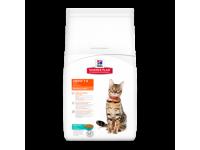 Hill's, SP, Optimal Care, корм д/кошек (тунец)