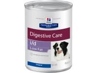 Hill's, PD, I/D, влажный корм д/собак проблемы ЖКТ низкокал.