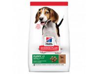 Hill's, SP, Puppy Medium, корм д/щенков средних пород (ягненок)