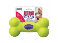 """Kong Air, """"Косточка"""", жевательная  игрушка средняя  д/собак  15 см"""