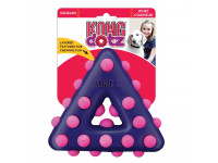 """Kong Dotz, """"Треугольник малый"""" игрушка  д/собак11 см"""