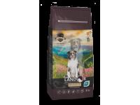 Landor, Senior&Adult, корм д/пожилых и взрослых собак (ягненок/рис)